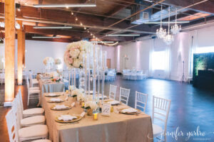 Classic Wedding at Modern Warehouse Venue